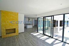 Villa en Denia - Villa nueva estilo Formentera en Santa Lucia Denia